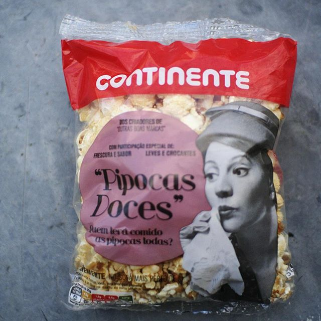 Sweet Popcorn from portugal