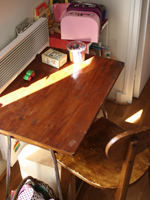 Desk for Solaそらの机