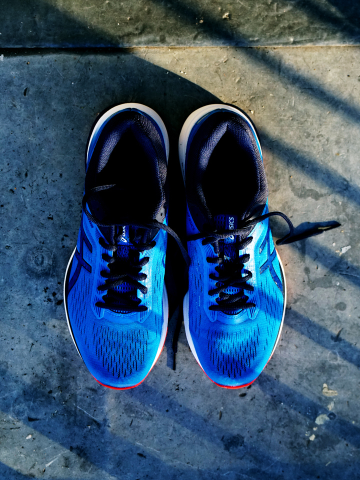 New Running Shoes – Asics GT 1000