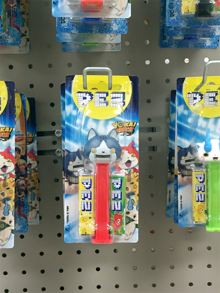 Yokai-Watch-Pez