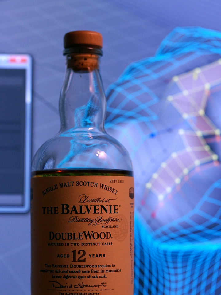 Balvenie 12 Year Old DoubleWood Scotch Whisky